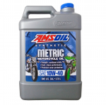 Amsoil Synthetic Metric Motorcycle Oil 10W-40 3,784л